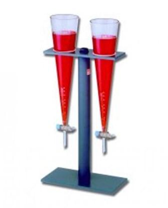 Slika za Sedimentation cones, accessory holders, PVC