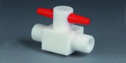 Slika za ventil ptfe gl25 dvosmjerni