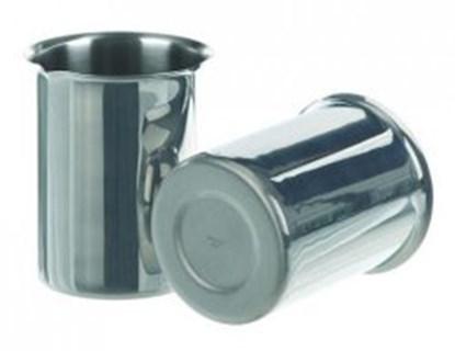 Slika za čaša ss 1000ml s rubom i izljevom tip 2