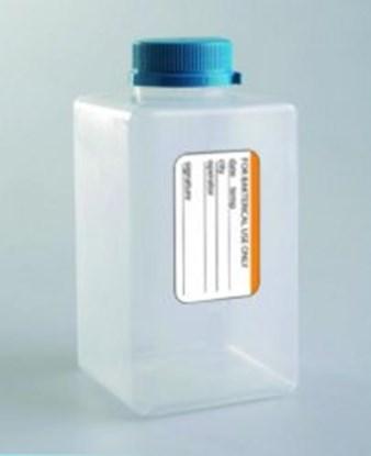 Slika za boce pp s natrij tiosulfatom za uzorkovanje vode 500ml bijele sterilne pk/84