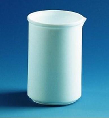 Slika za čaša ptfe niska 1000ml pojačani rub bez graduacije