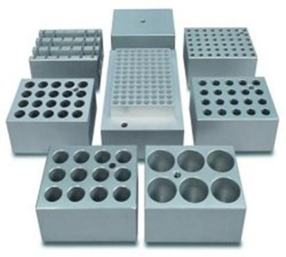 Slika za blok aluminijski za 20 x 1,5ml epruveta
