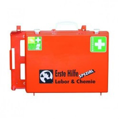 Slika za First Aid Kit Special for Laboratories and Chemistry