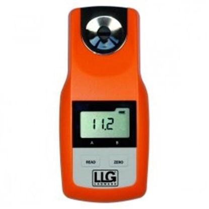 Slika za refraktometar digitalni 0 - 54 % brix and 1.33 - 1.42 ri