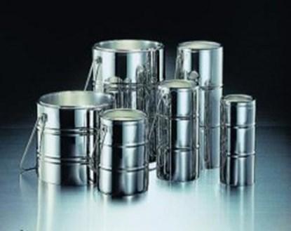 Slika za Chrome steel Dewar flasks