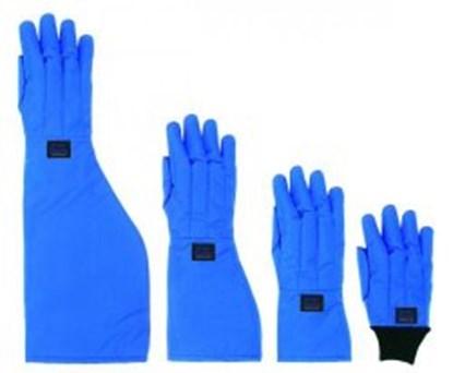 Slika za rukavice za krio zaštitu l 10-10 1/2 vel do lakta plave 500mm 1par