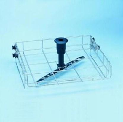 Slika za ulošci 1/4 e139/1 za laboratorijsku perilicu/dezinfektor za epruvete 12x200mm