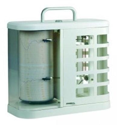 Slika za Hygrothermograph with quartz clock
