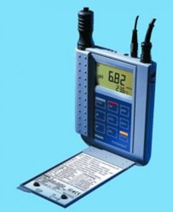 Slika za battery-operated ph meter,portamessr 911