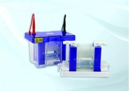 Slika za gel za elektroforezu mini set