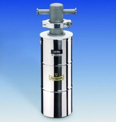 Slika za Cold traps with Dewar flask, stainless steel