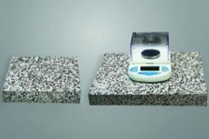 Slika za platforma antivibracijska 350x350x76mm
