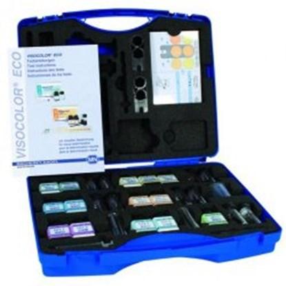 Slika za <I>VISOCOLOR</I><SUP>®</SUP> reagent case and photometer