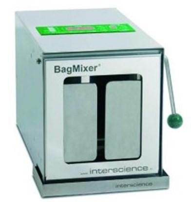 Slika za homogenizator bagmixer 400w 50-400ml 390x260x290mm staklena vrata