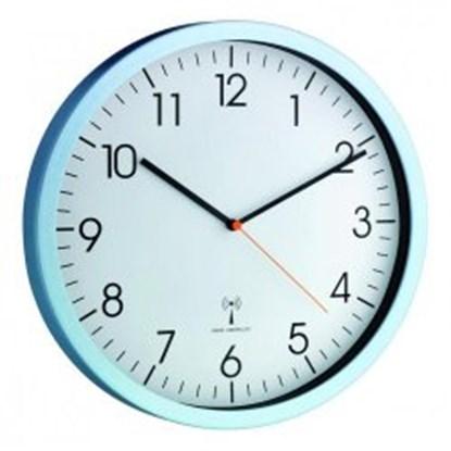 Slika za funk wall clock, light blue